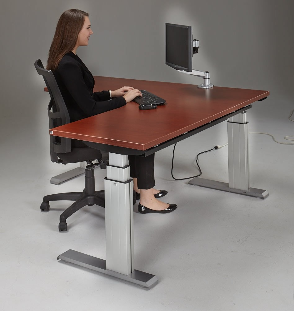 How A Corner Standing Desk Impact Your Office or Home Interior?