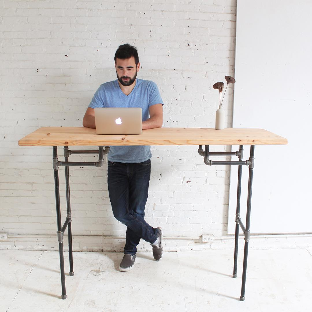 Surface Area - DIY sit to stand desk