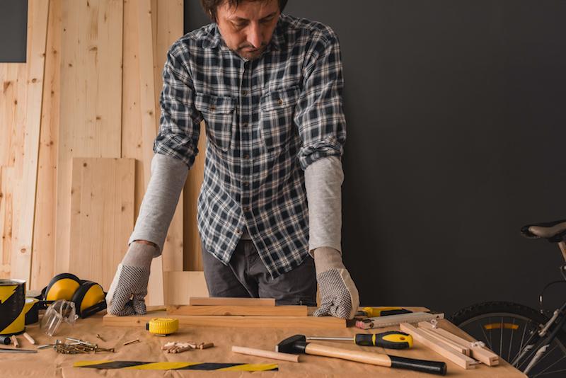 TOOLS FOR DIY STANDING DESKS