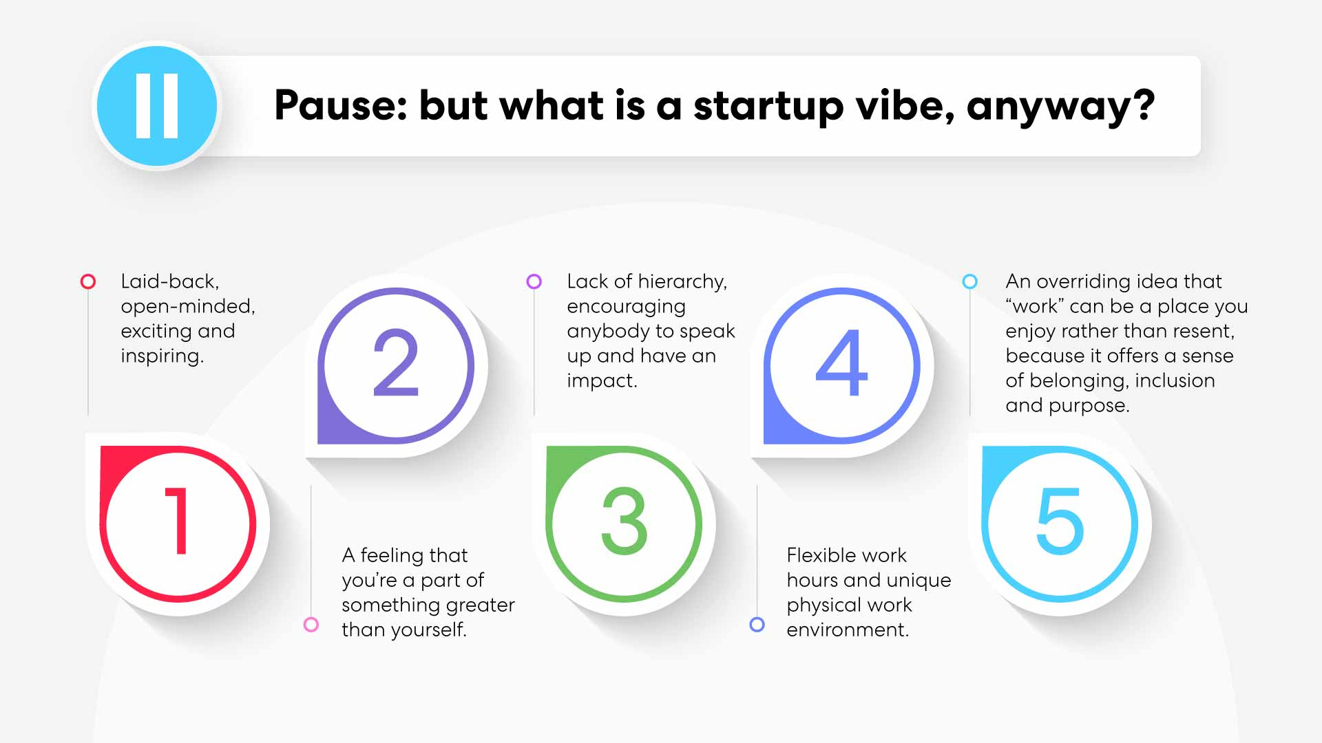 What is a startup vibe?