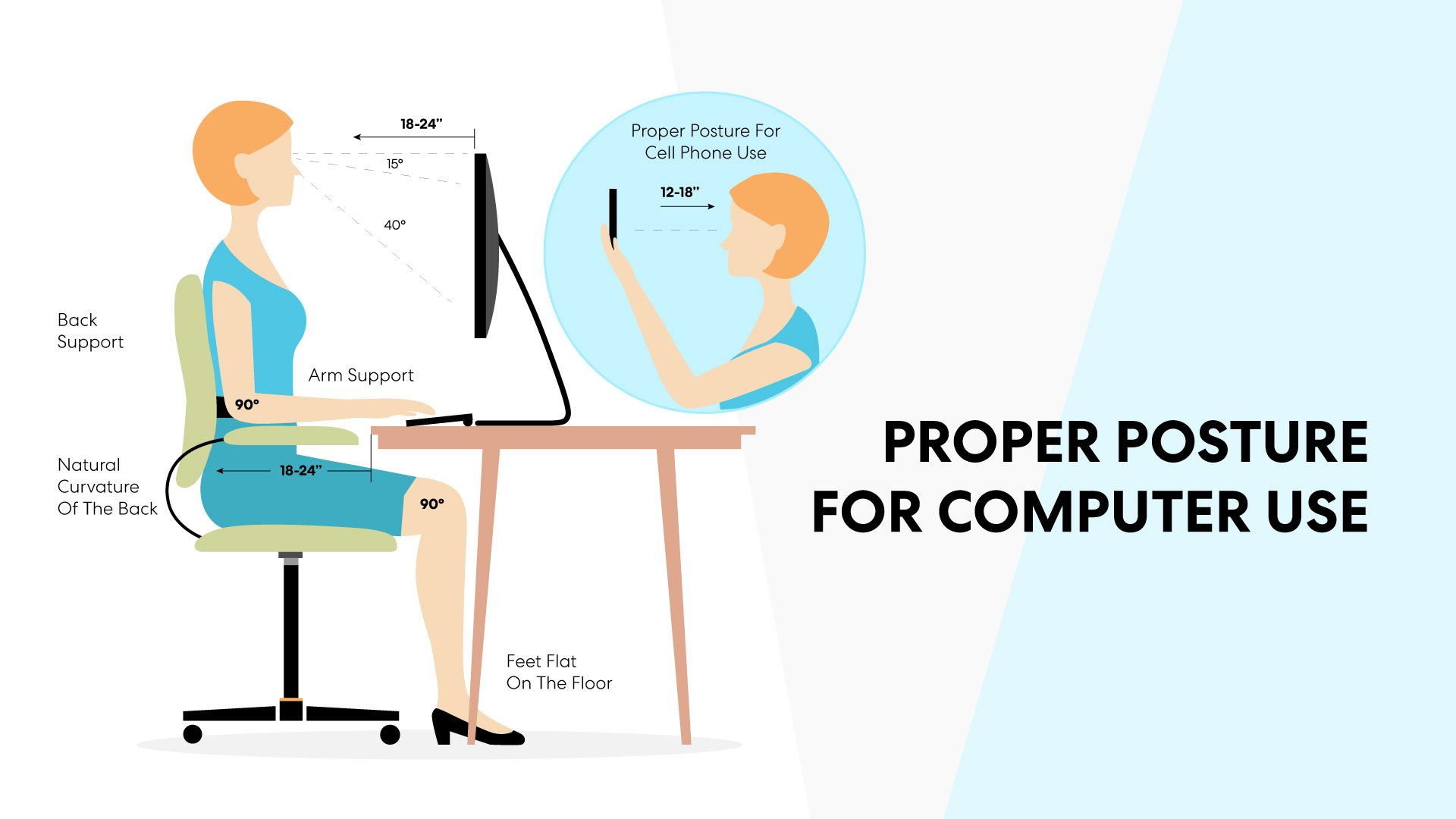 10 Reasons Why You Need Ergonomic Office Chairs 5