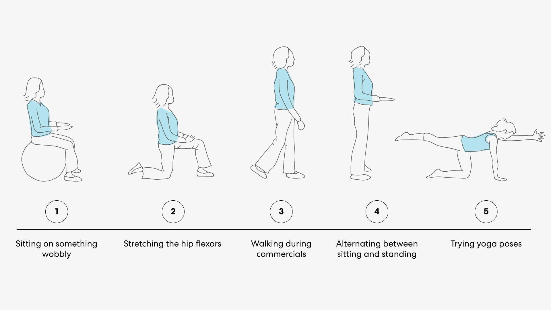 How Active Sitting Makes A Difference 3