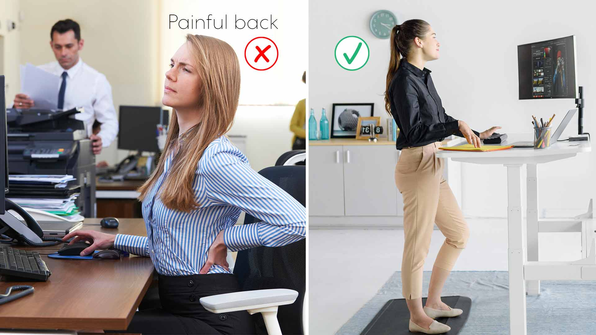 adjustable standing desk, standing desk