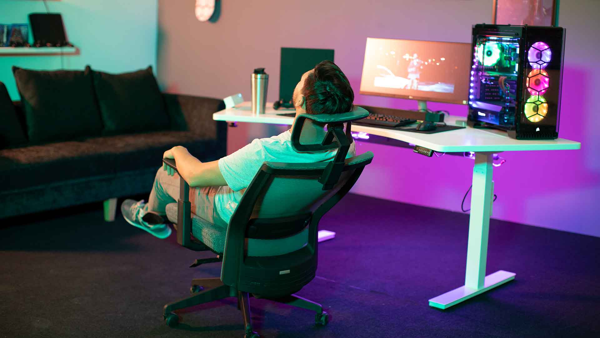 gaming chair, best gaming chair