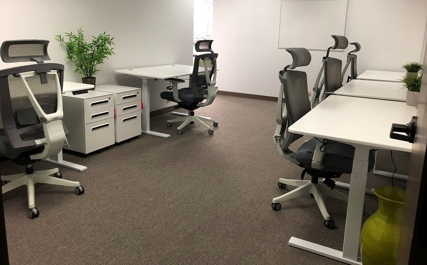 standing desks for home office and the corporate