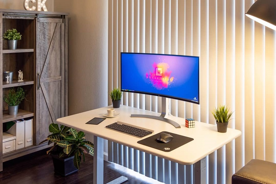 Standing Desks for Home Use