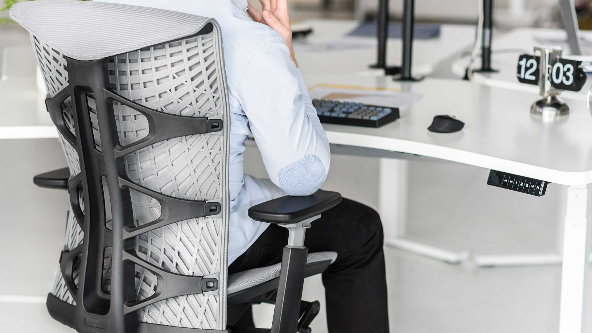 For Lumbar Support