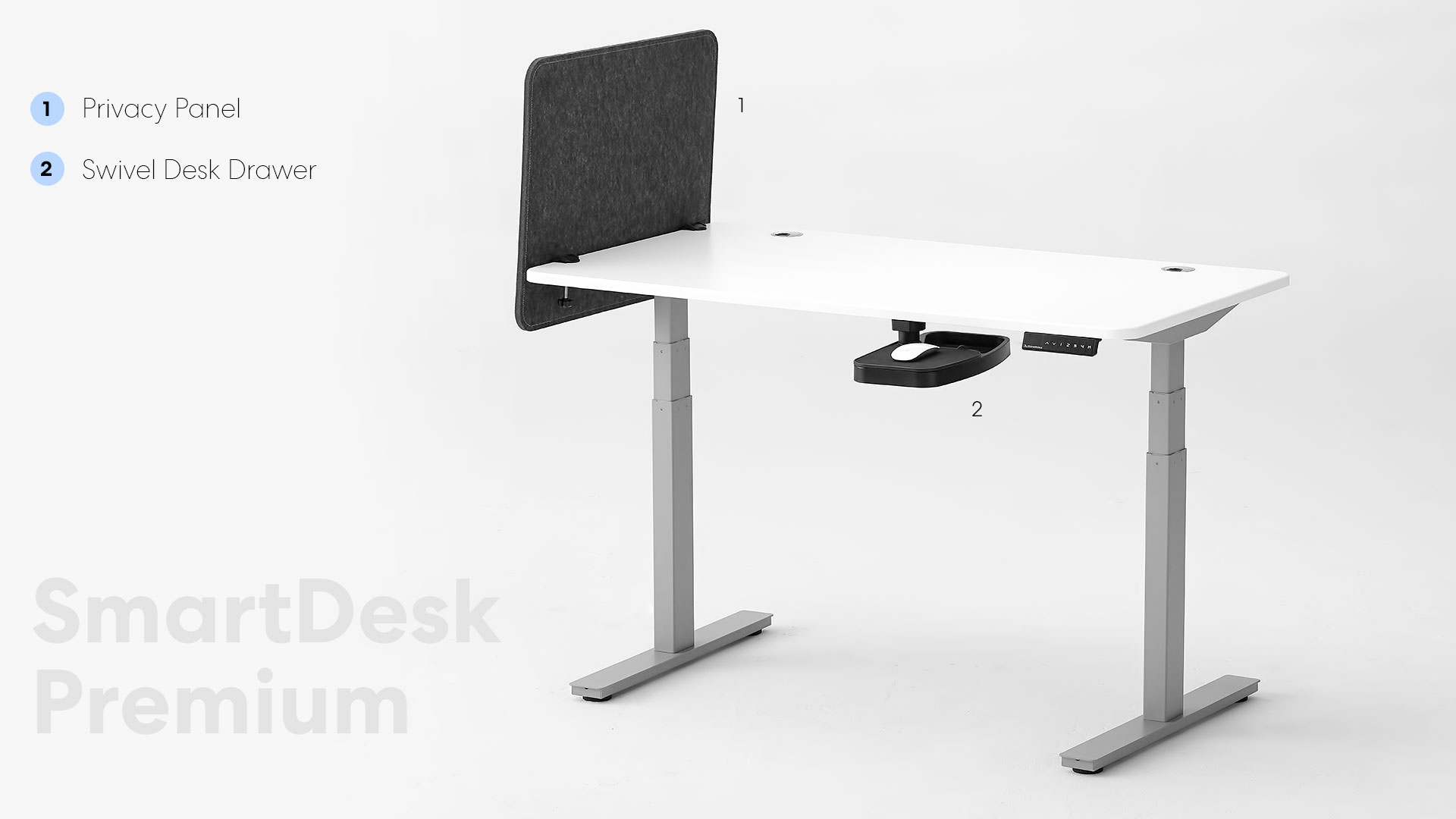 Adapt your desk to your body