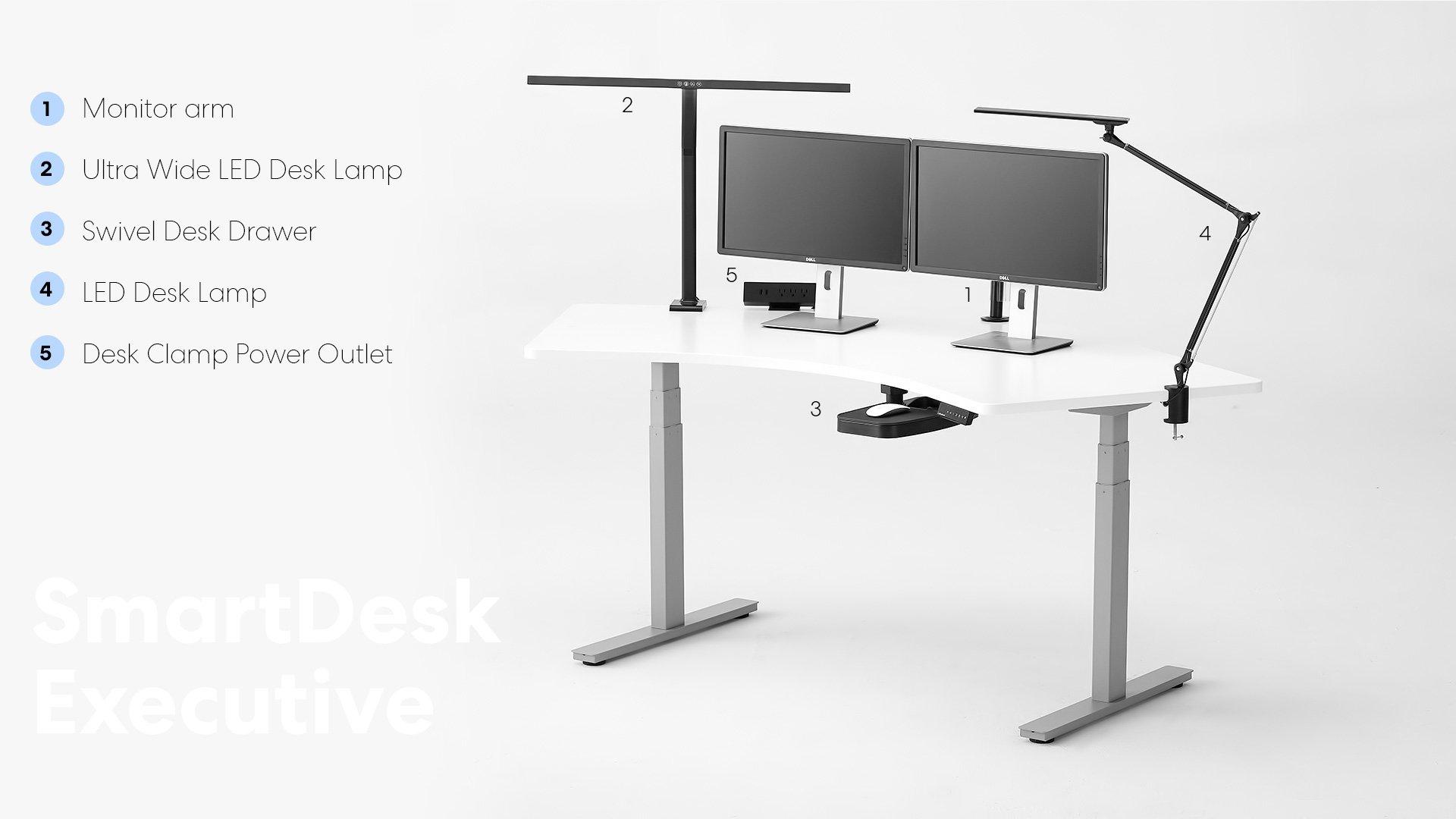 Complement your desk