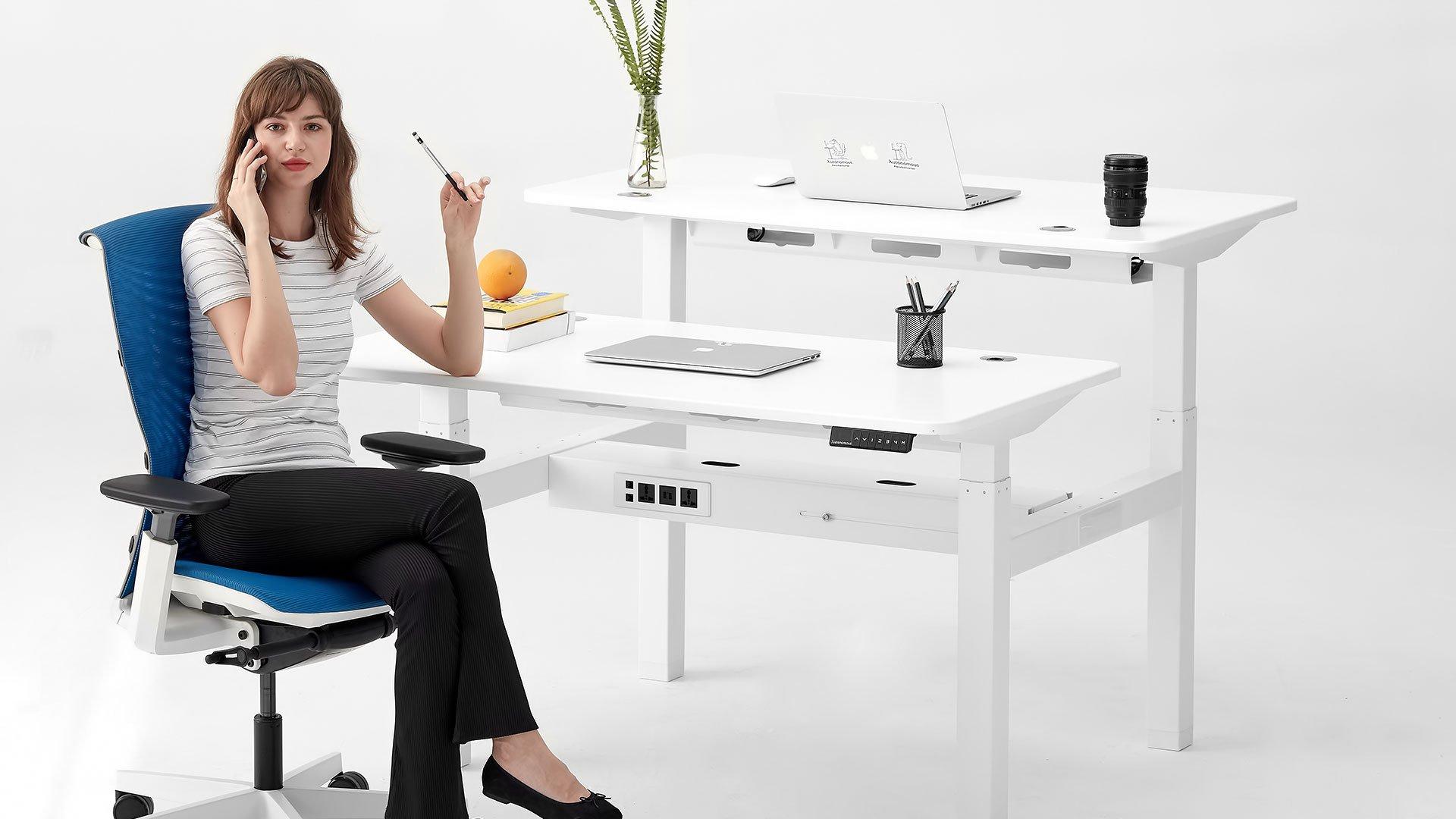 Change your posture and ergonomic settings often