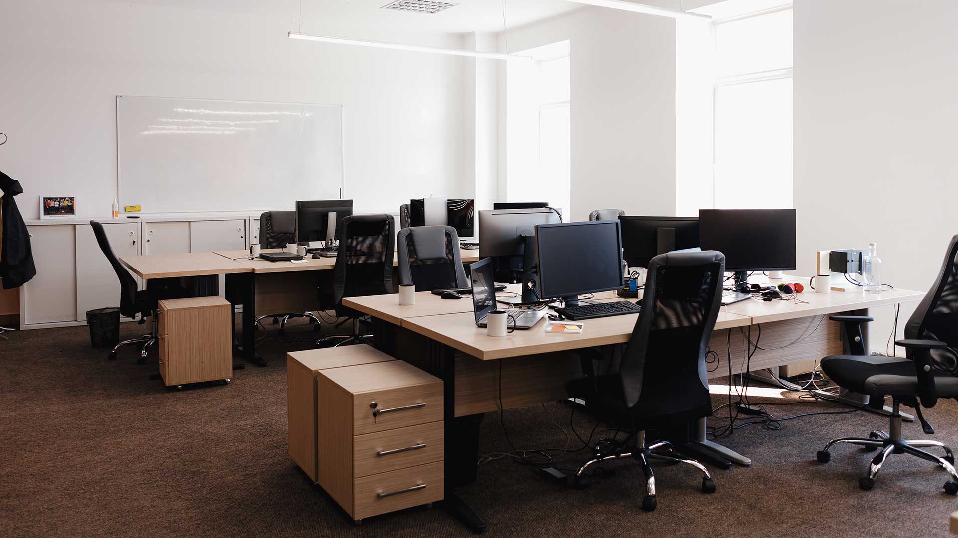 Comfortable office Space