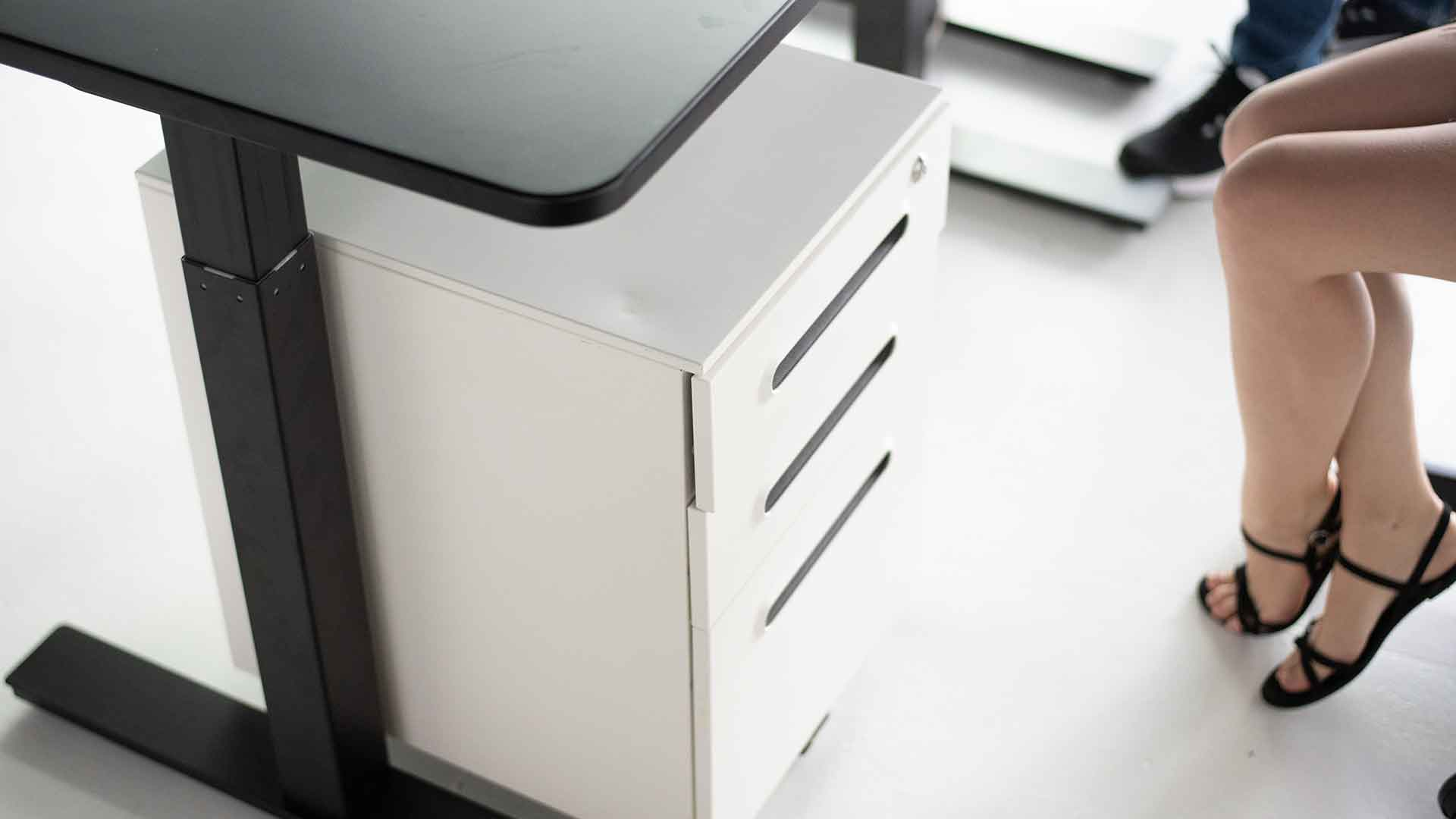 Remove Drawers from Filing Cabinet
