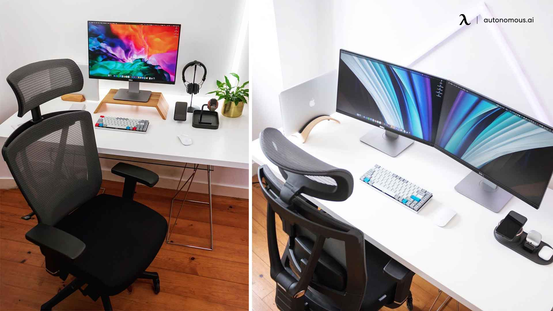 ergonomic chair - office setup