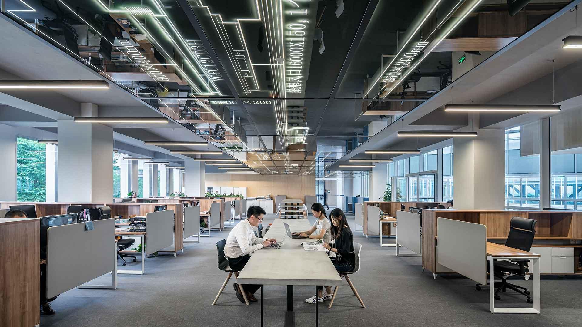 reinagine work space