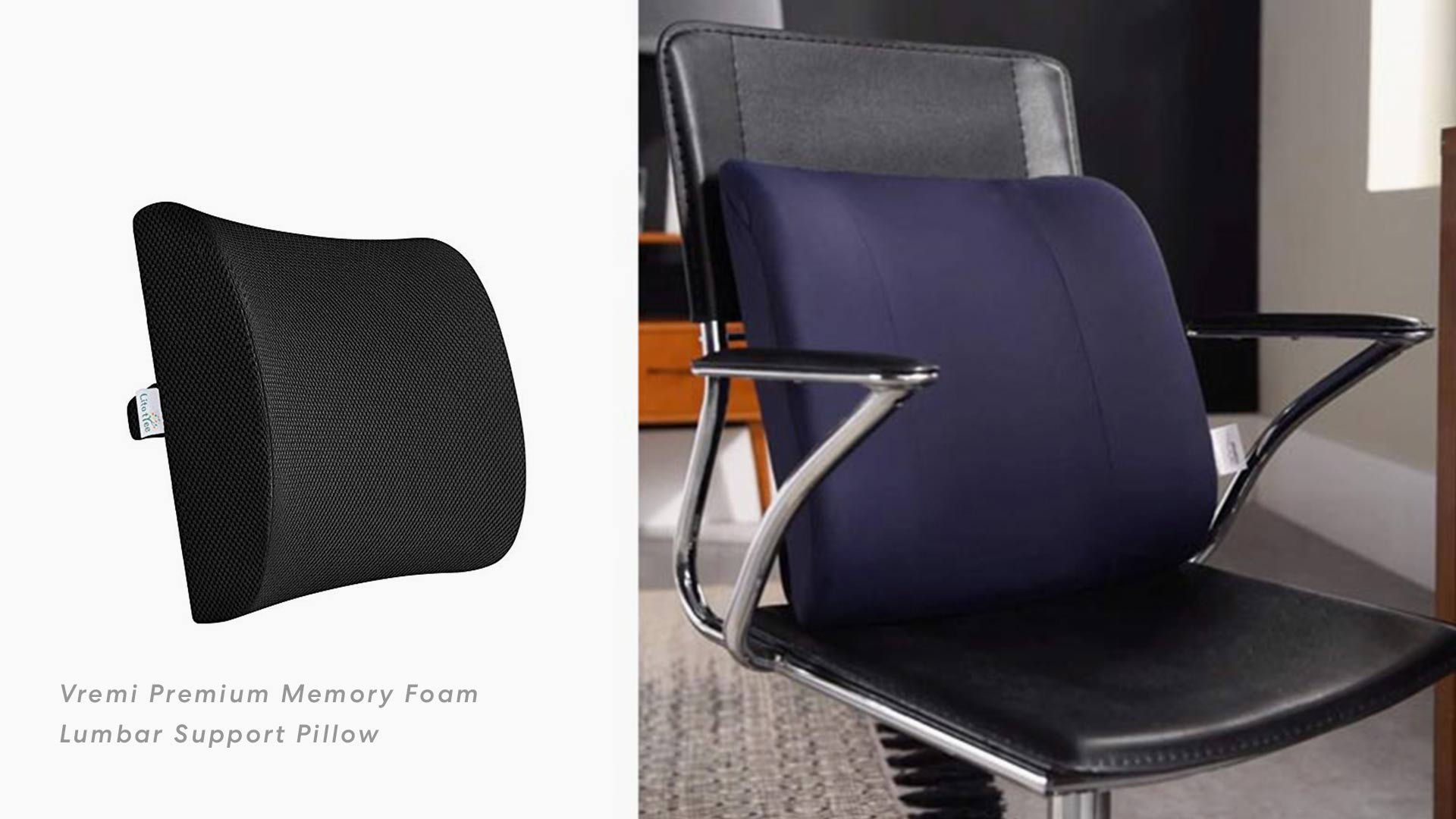 Pillow Vremi Premium Memory Foam