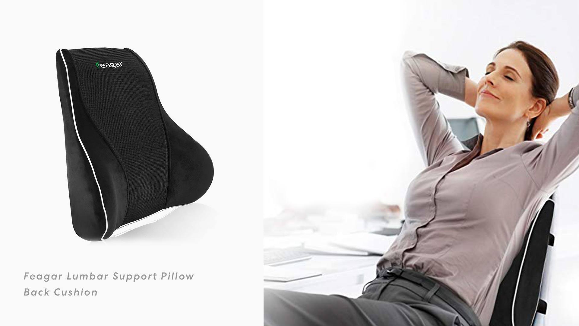 Cushion Feagar Lumbar Support Pillow
