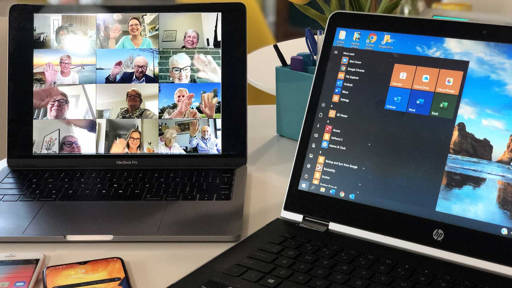 you will need for video conferencing