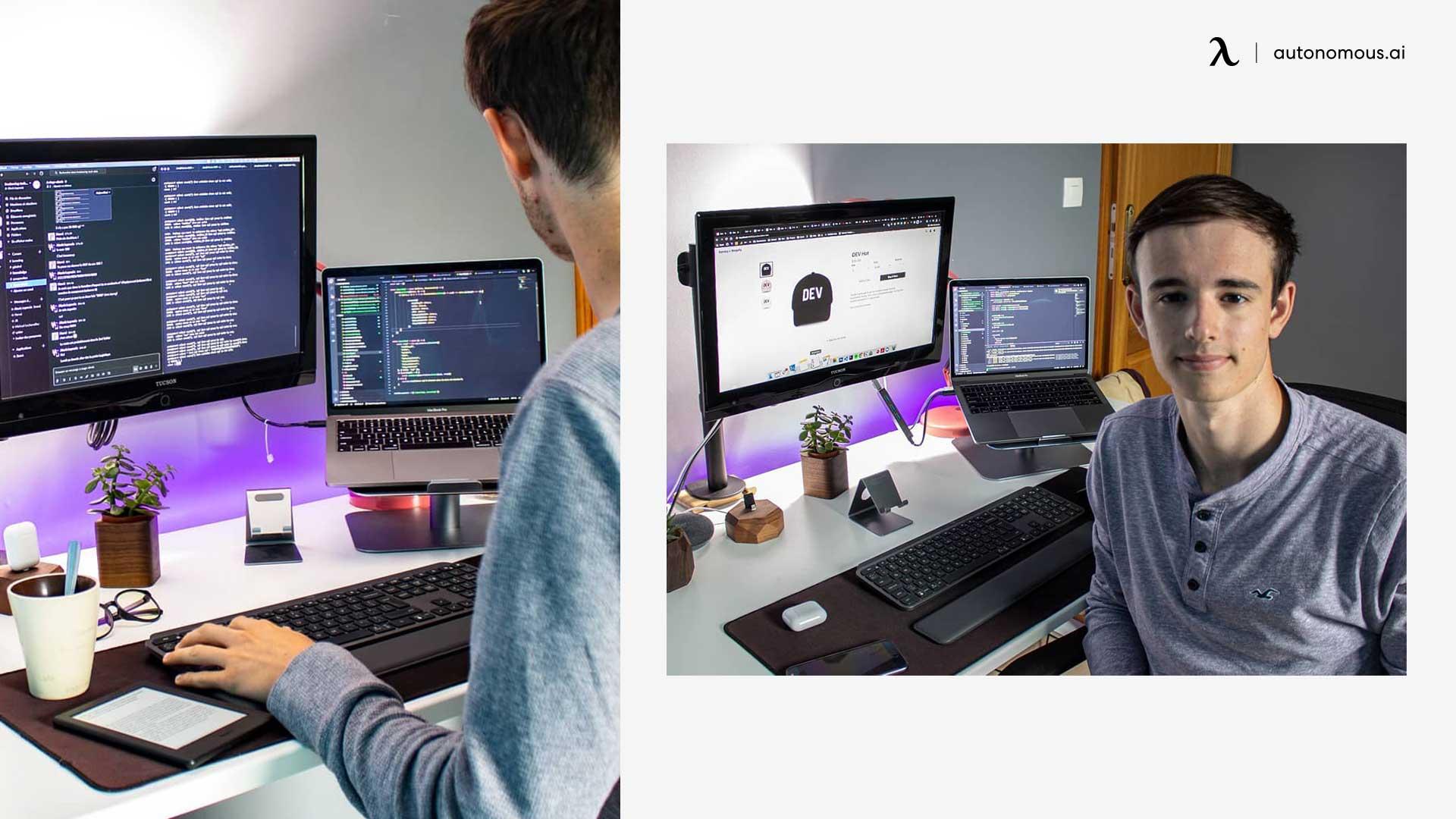 Smart Desk Autonomous