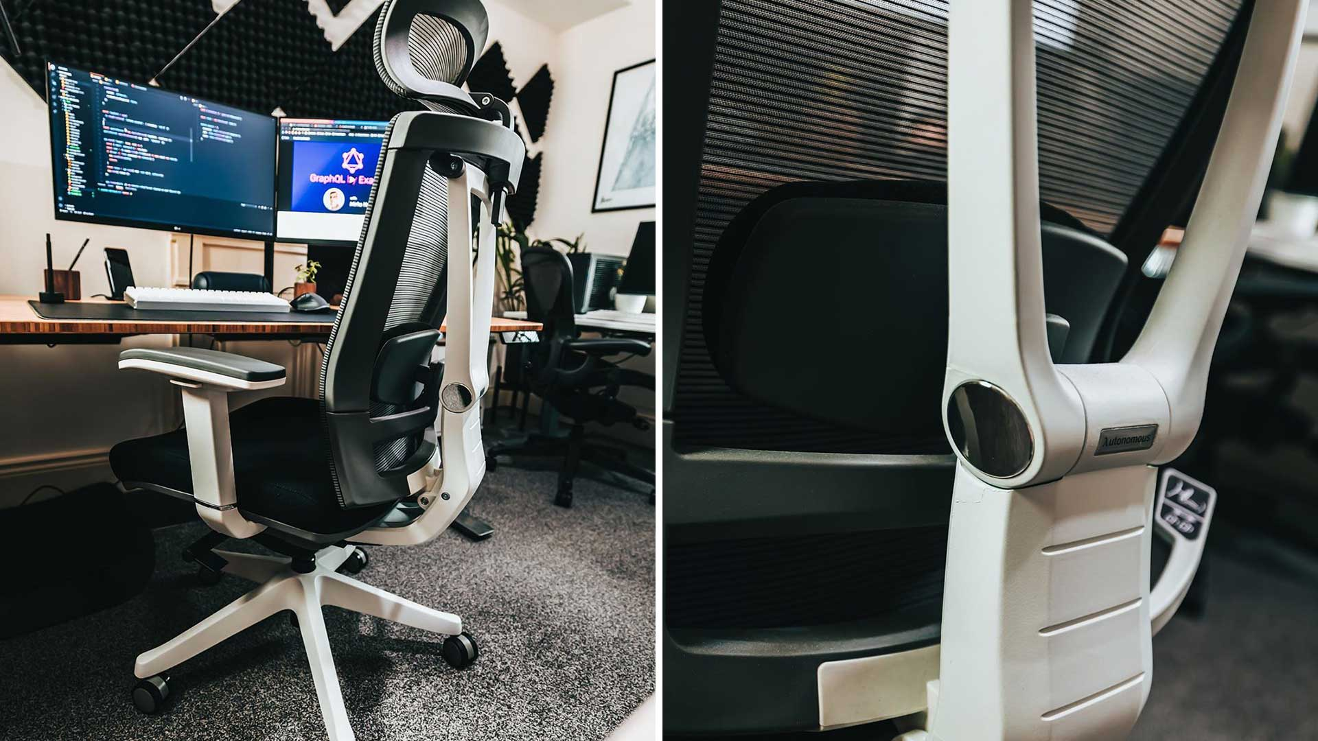 image relates to ergo chair