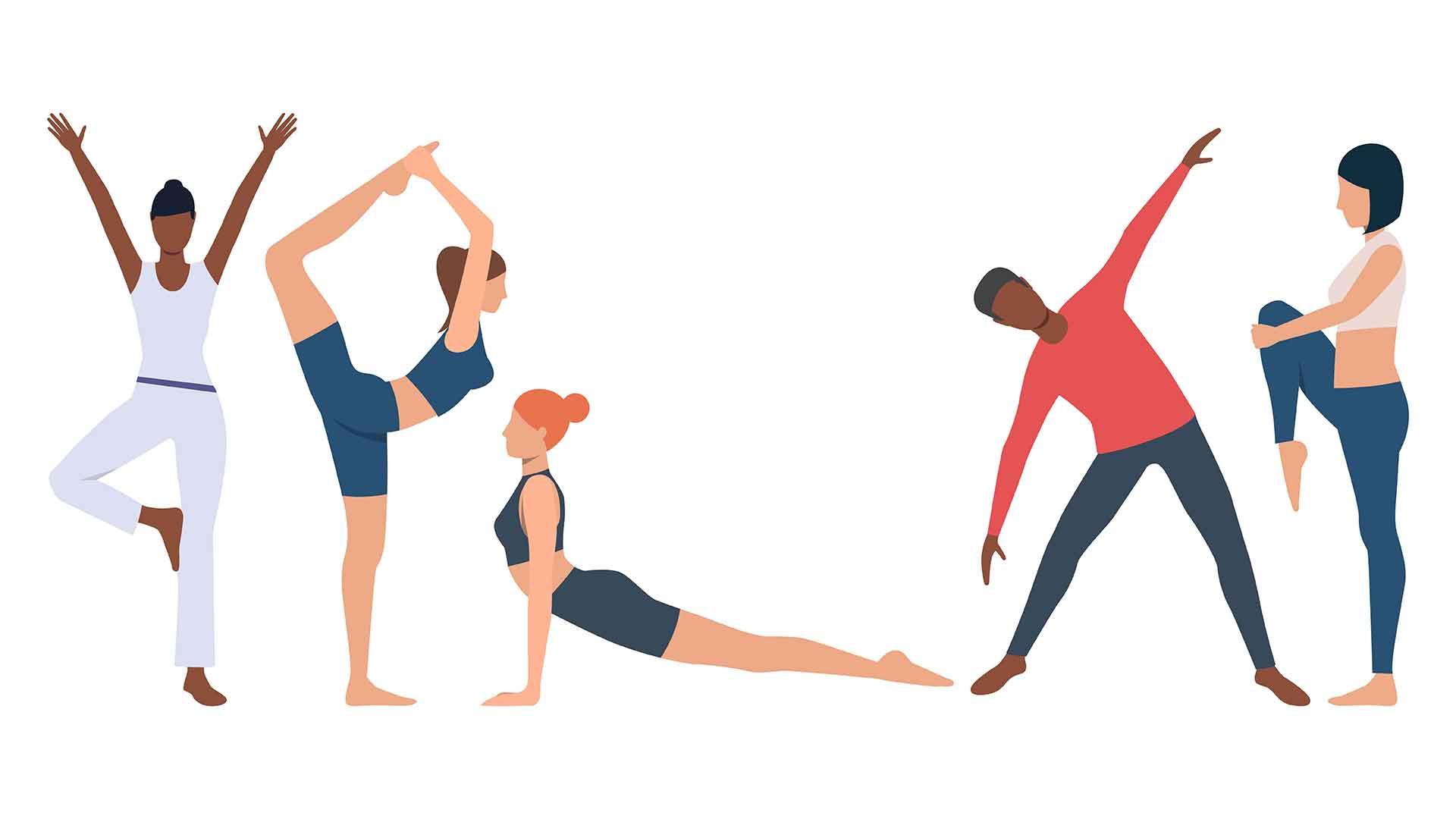 image relates to flexibility