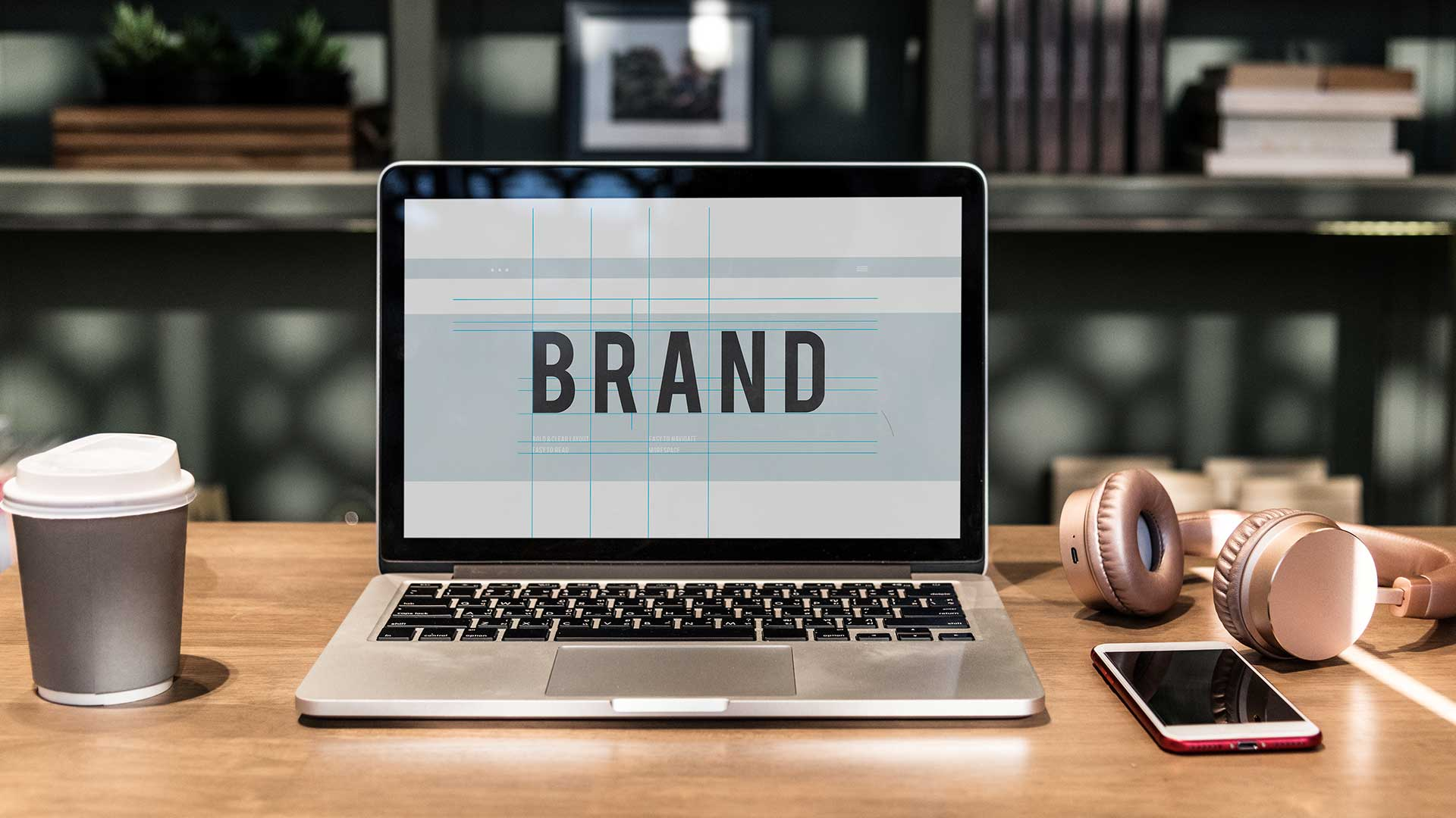 image relates to Shaping Your Brand Online