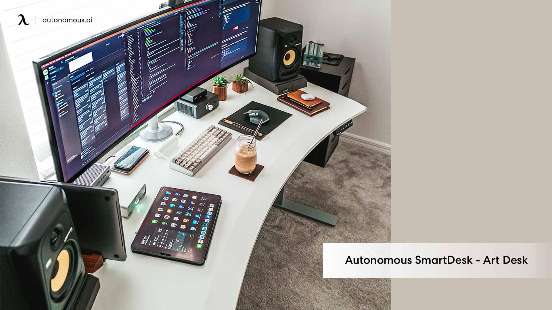 art desk autonomous