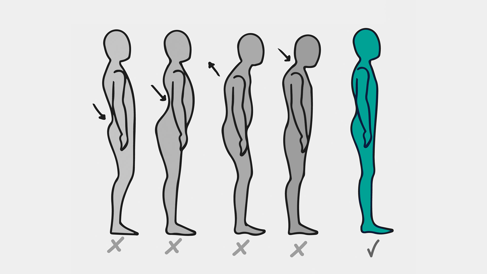 picture of improved posture