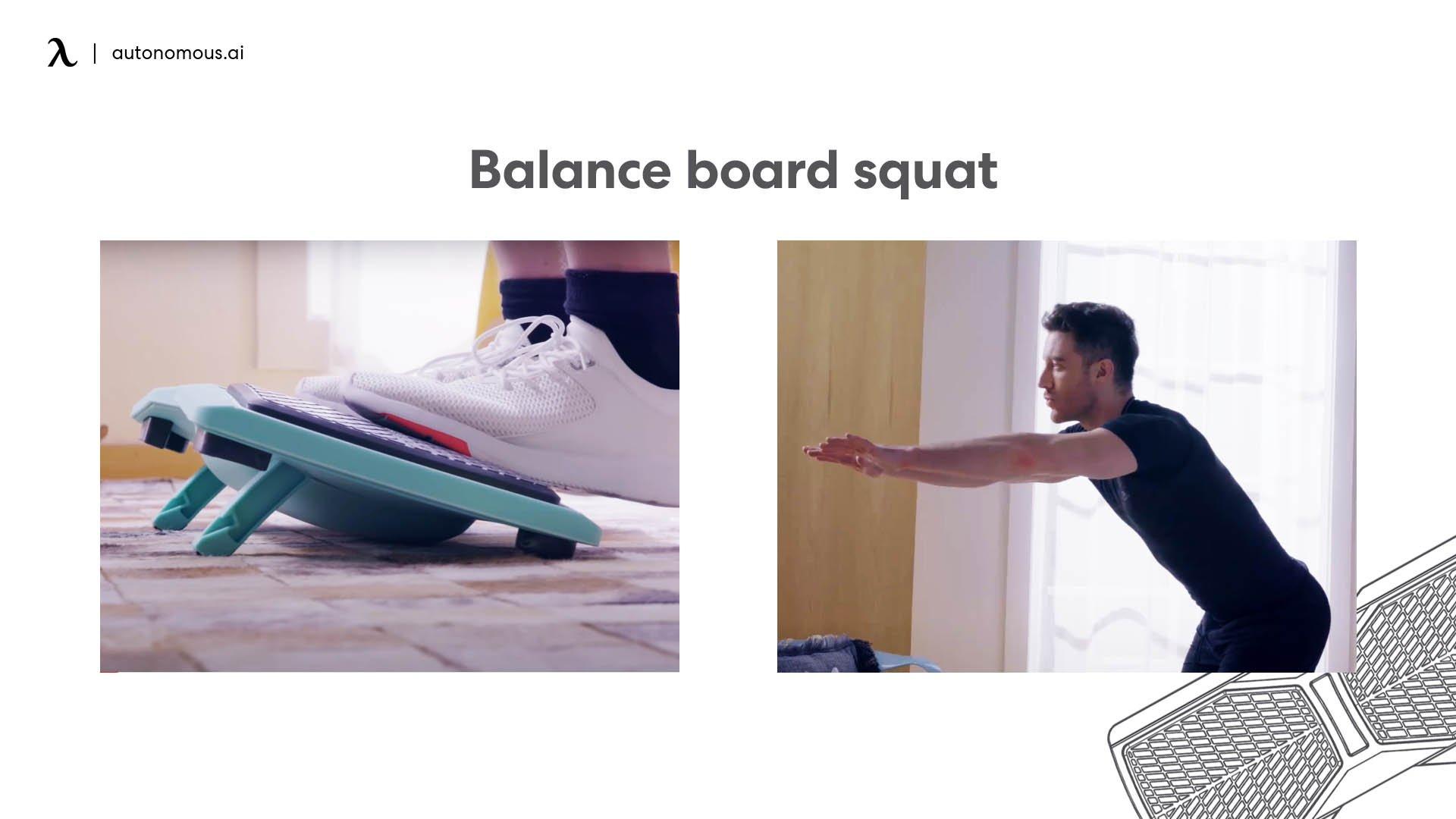 image of squat