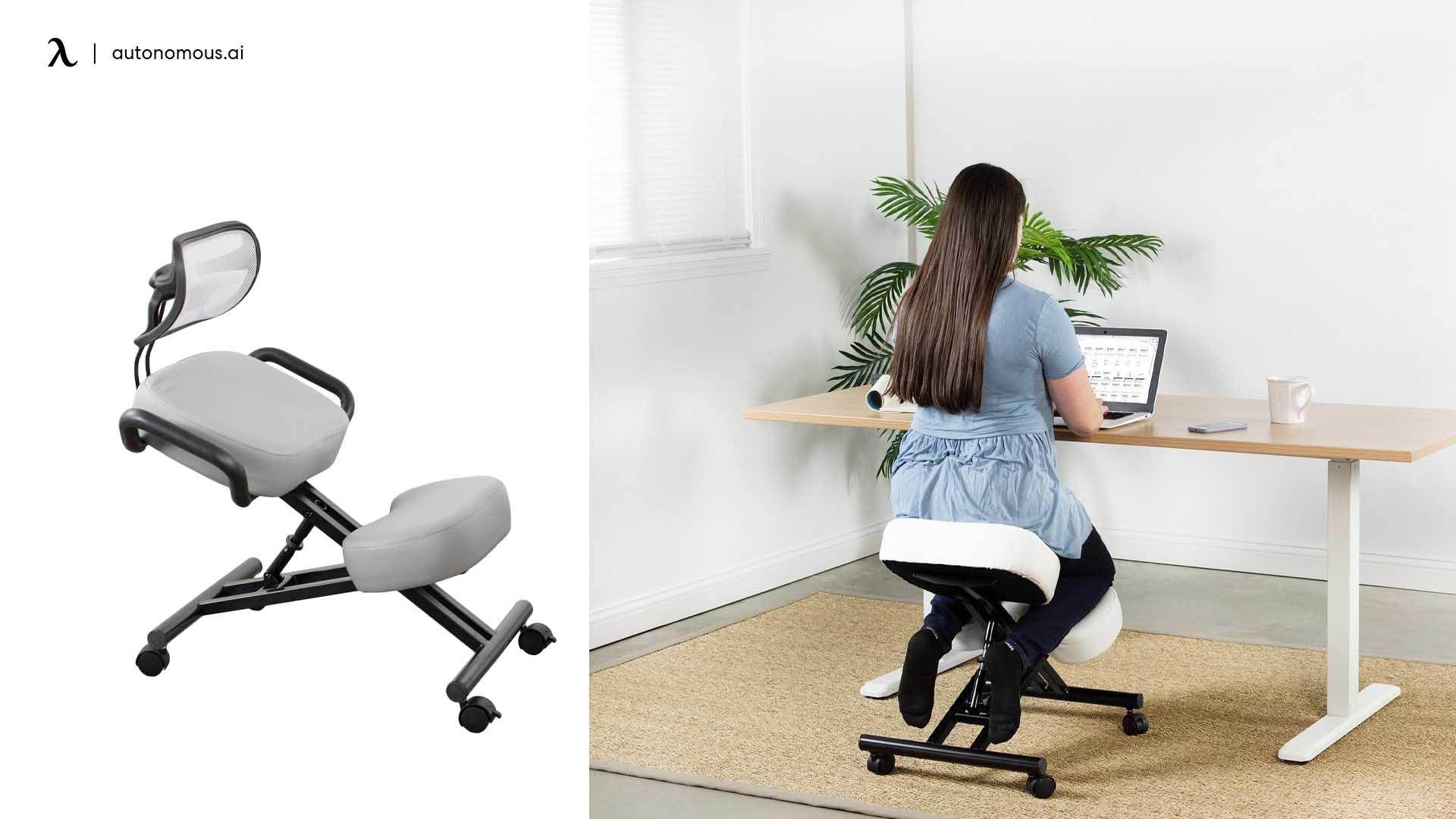 Photo of kneeling chairs
