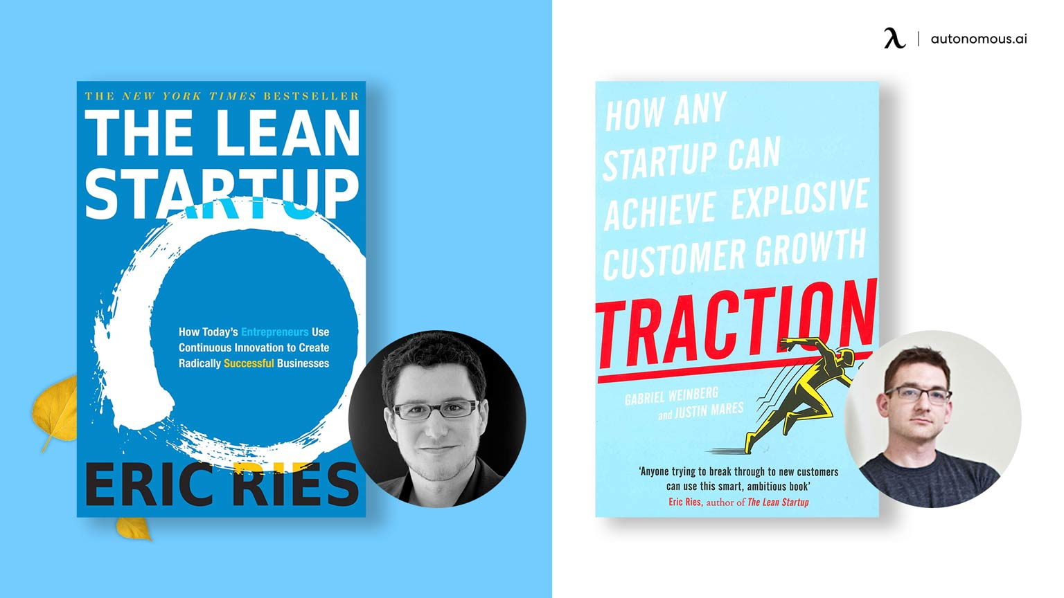 Photo of The Lean Start Up and Traction