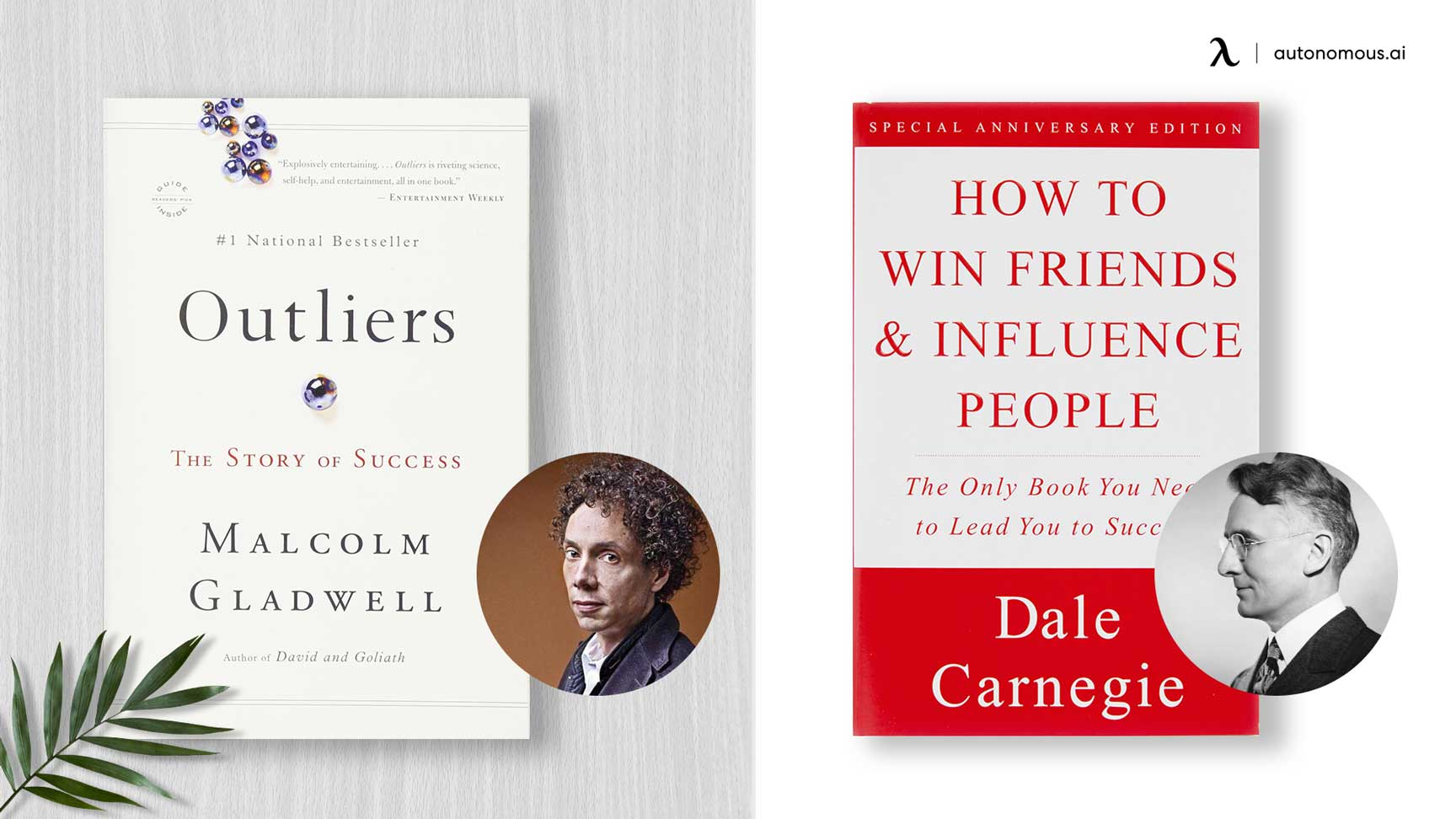 Photo of Outliers and How to win Friends