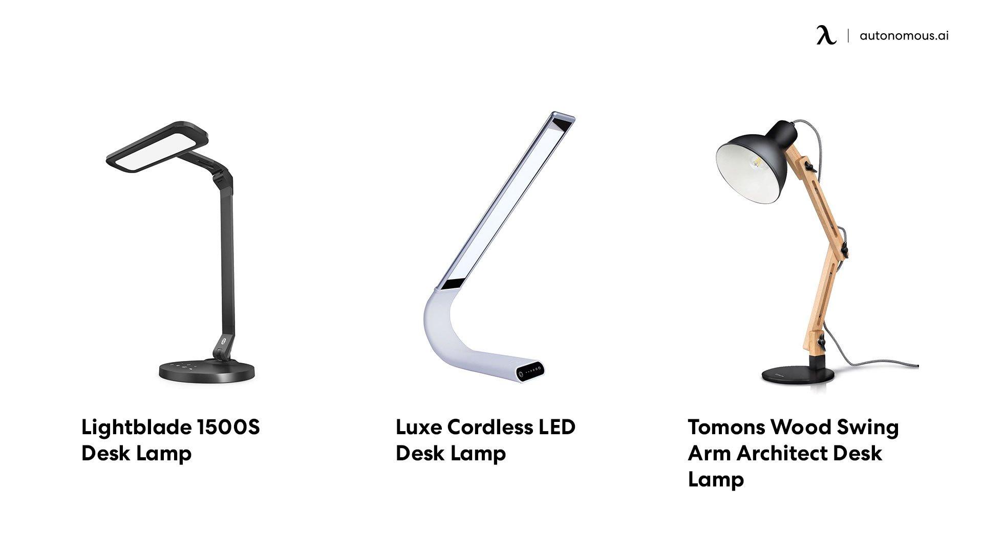 photo of Circle LED Desk Lamp