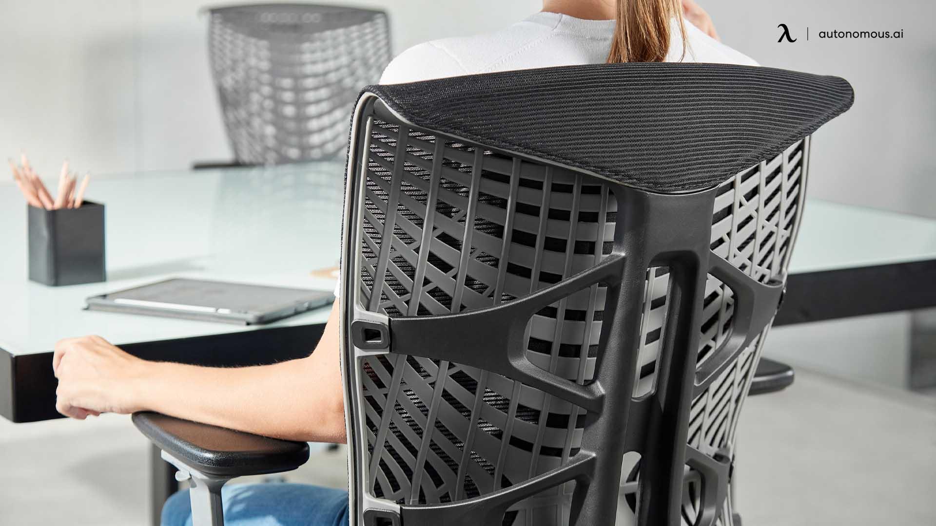 Benefit of ergonomic chair