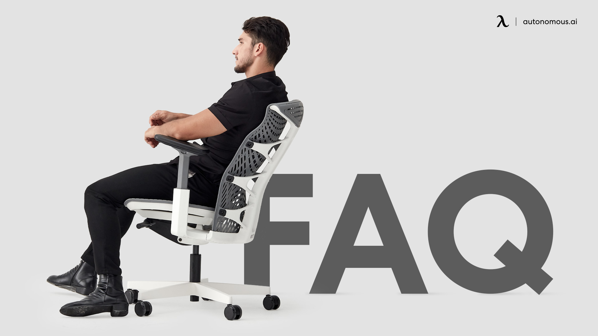 FAQ about ergonomic chair