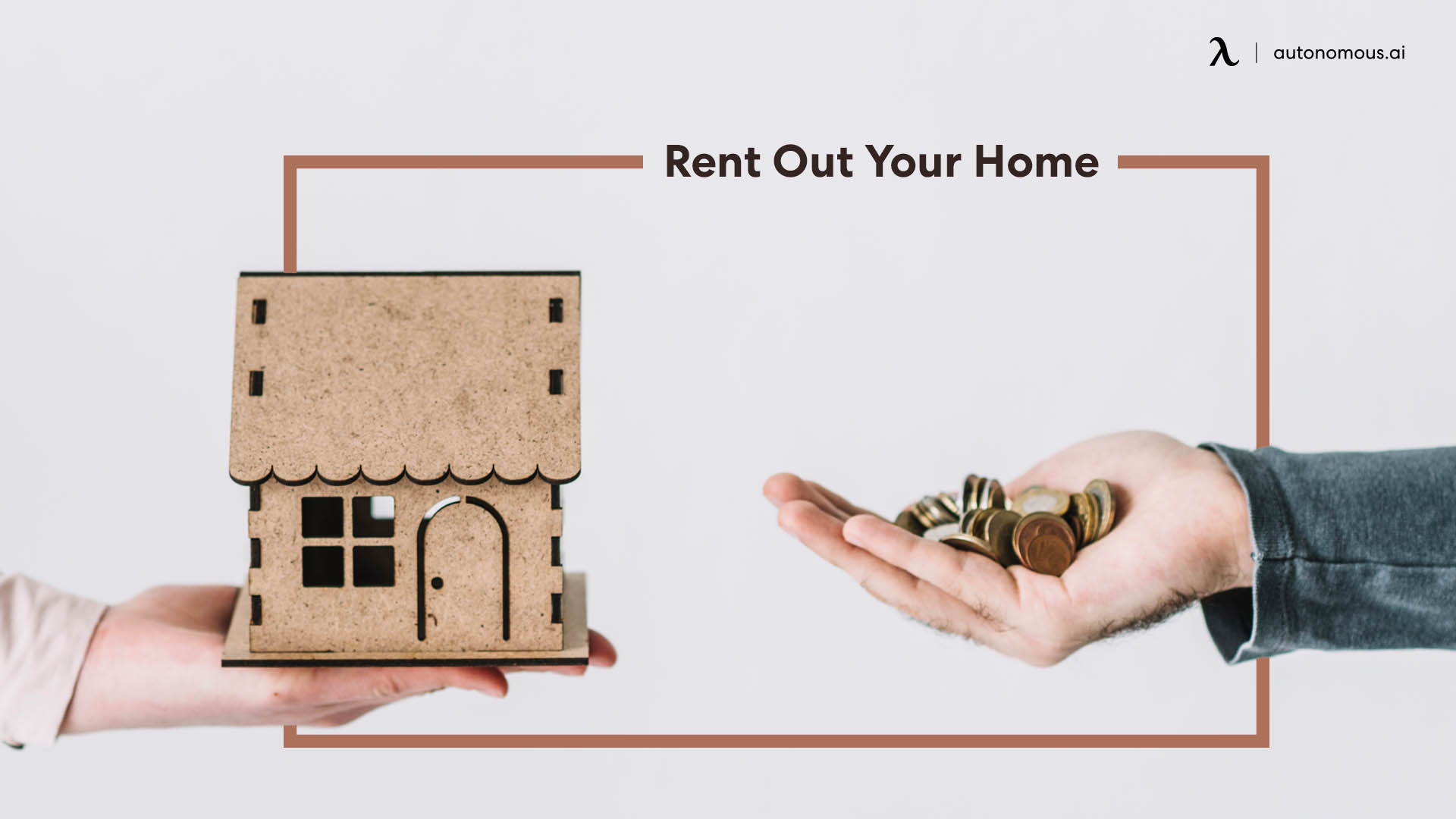 Rent out space in your home