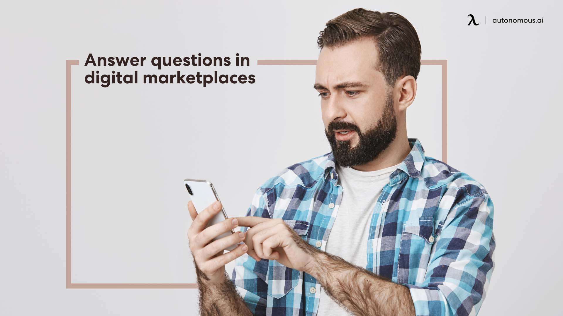 answer questions in digital marketplaces