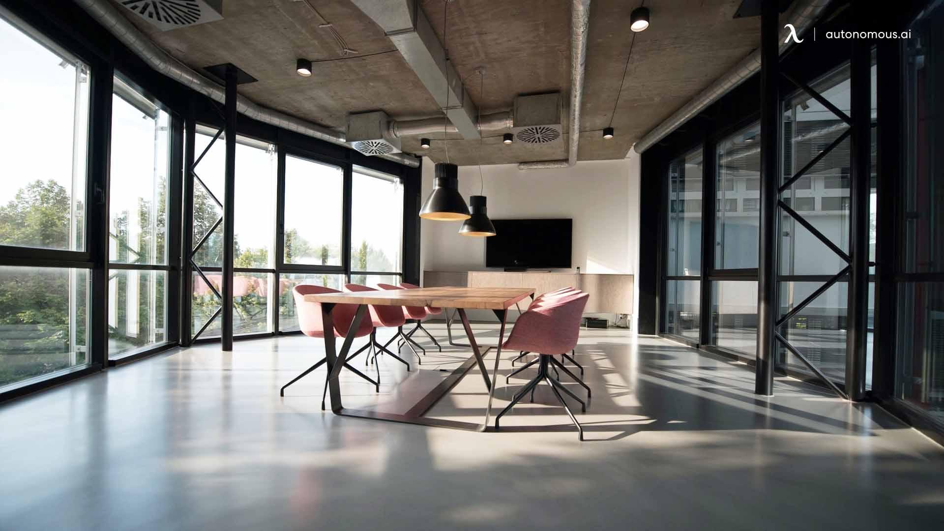 Office Lighting Ergonomics