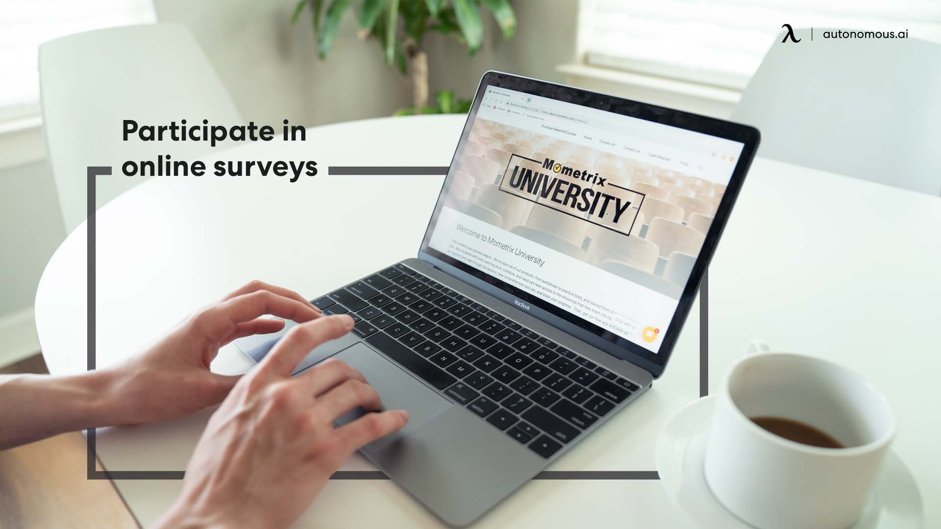 Online Surveys to earn extra money as student