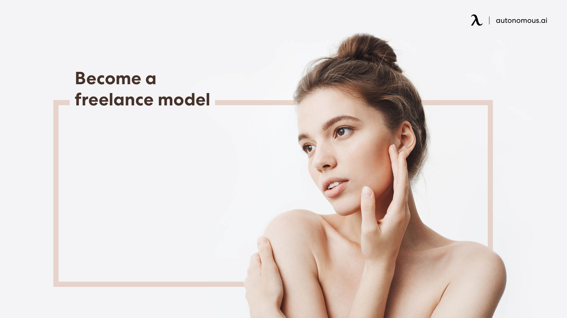 Become a freelance model