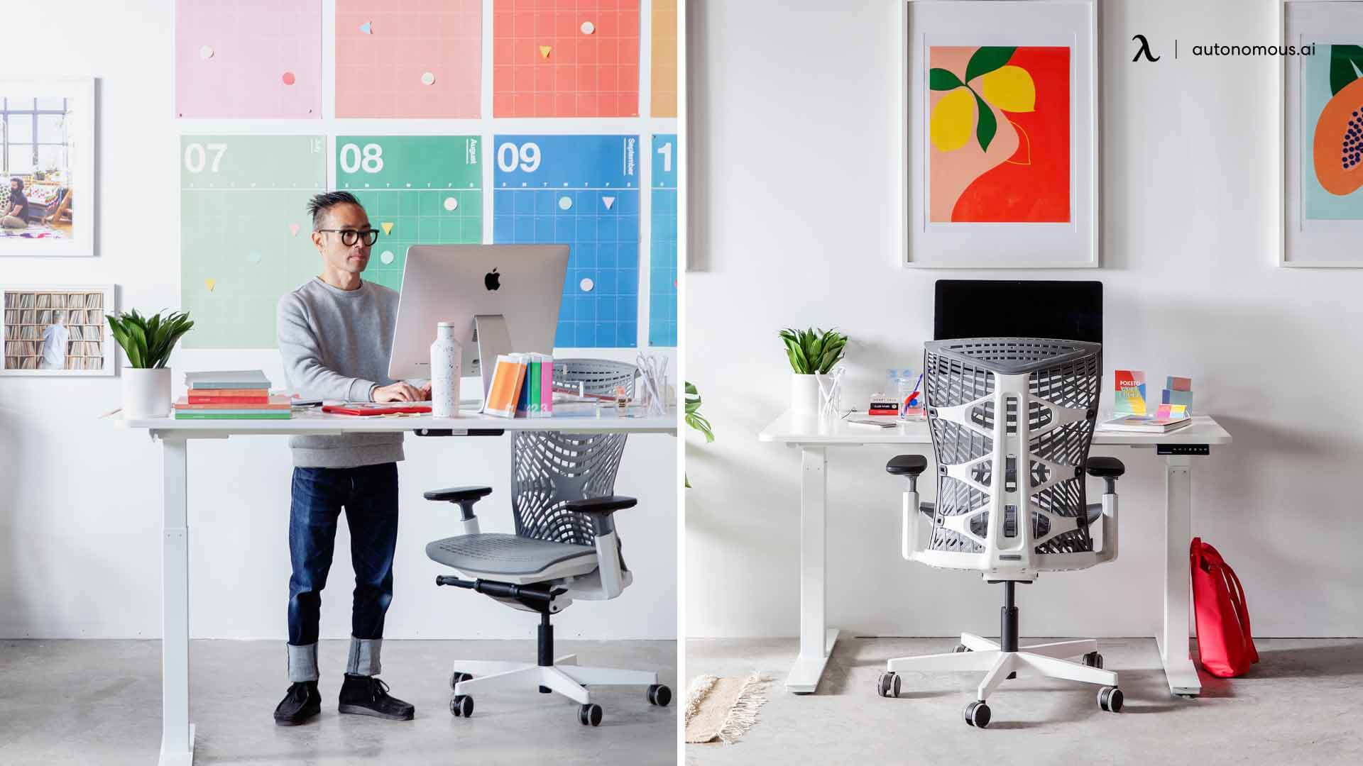 You shouldn't stand too long at standing desk