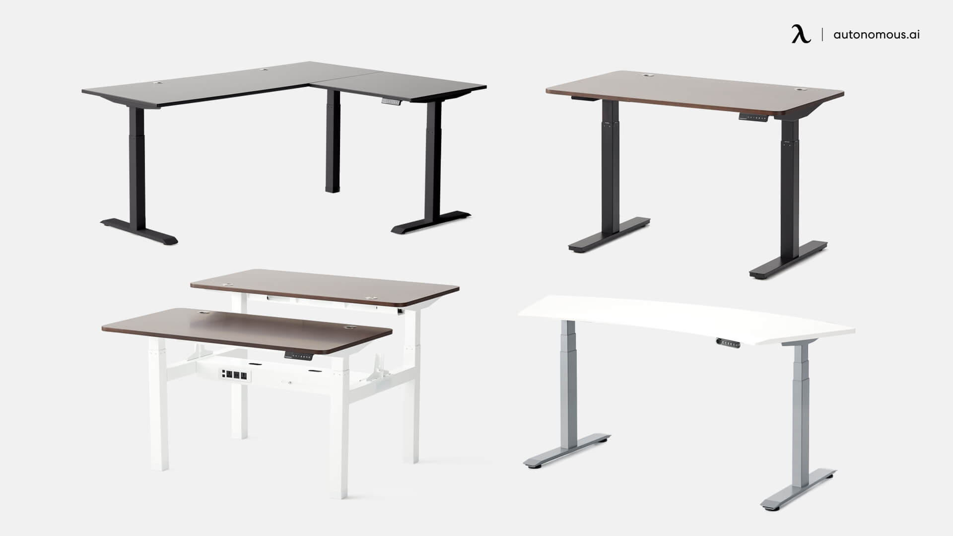 Which standing desk shape is the best