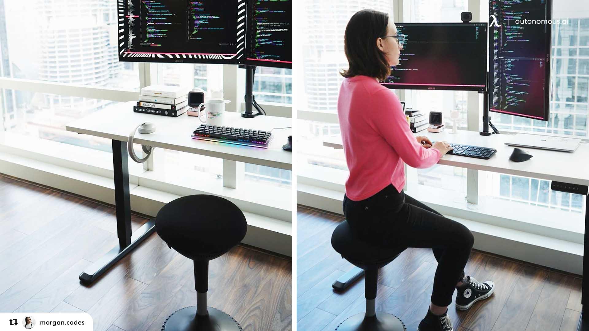 Some alternative ergonomic chair