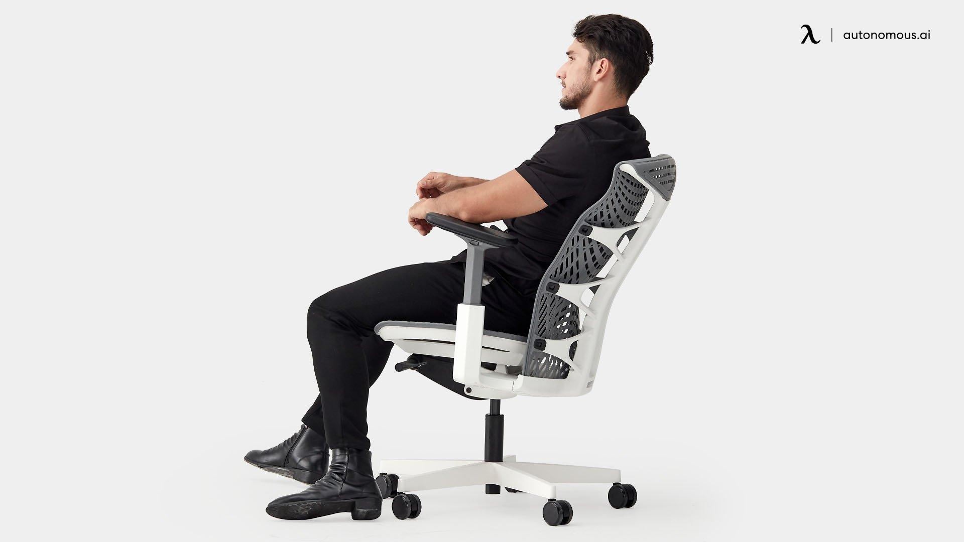 La position assise