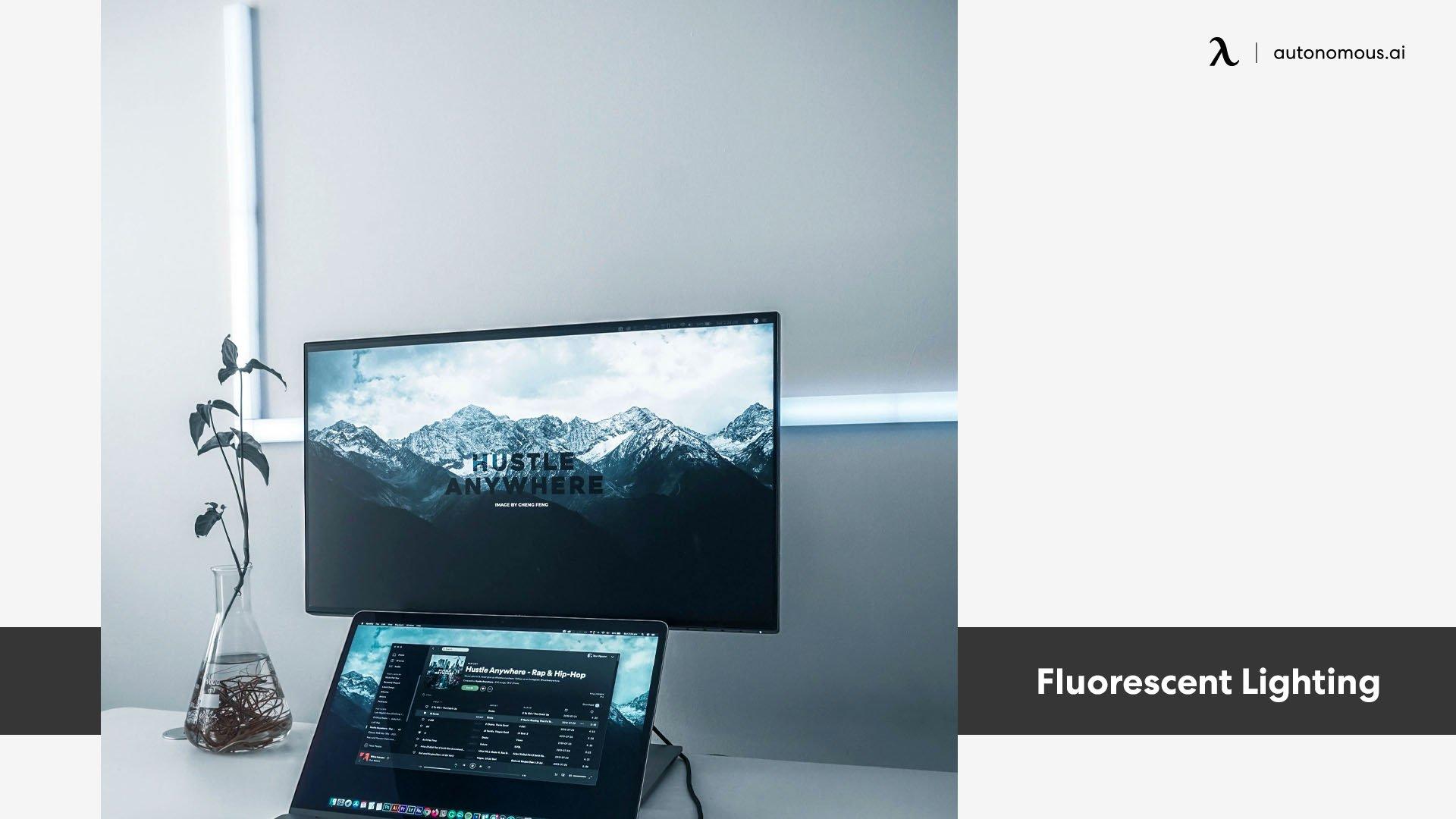 Photo of Fluorescent Lighting