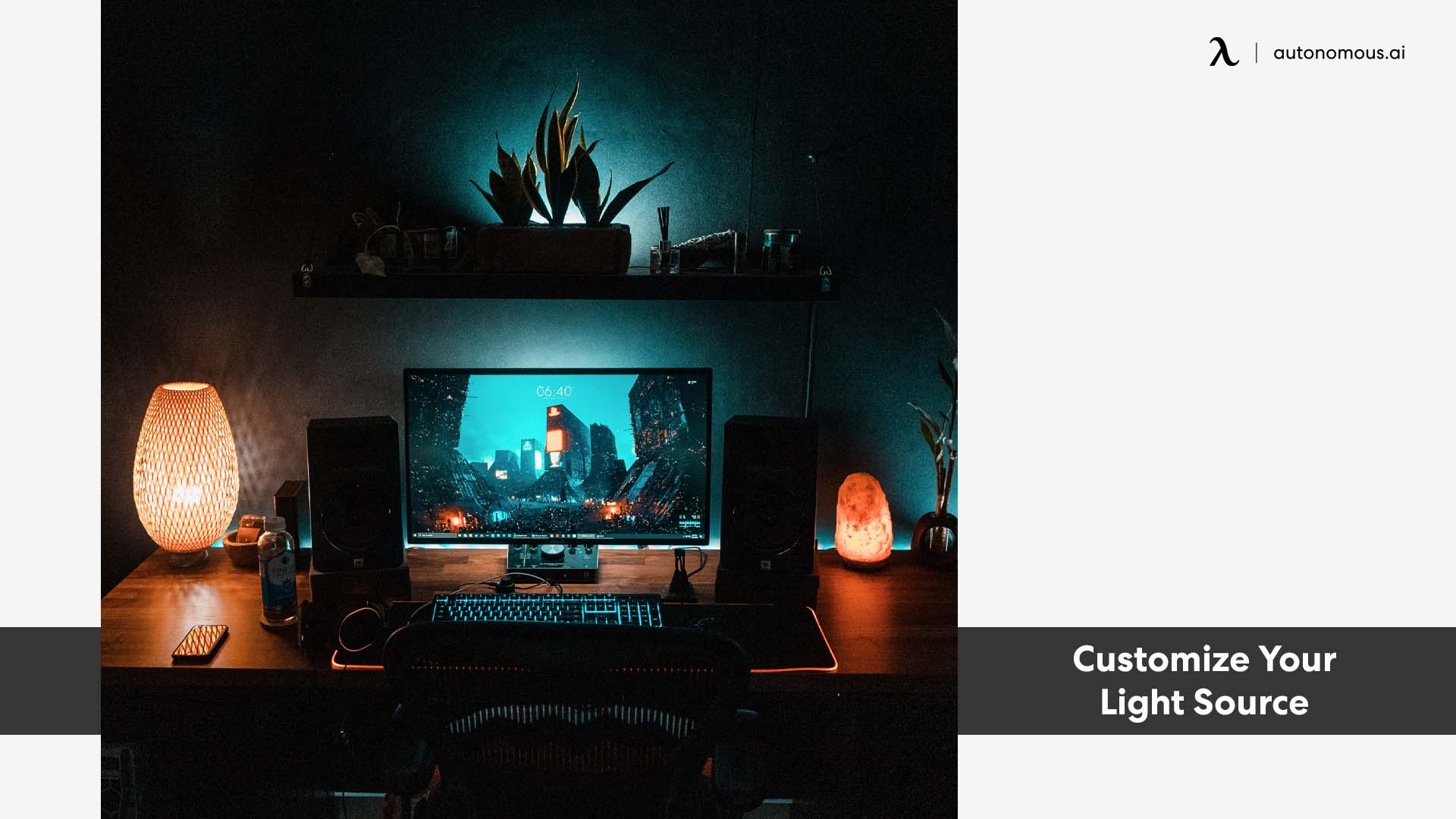 Photo of Customize Your Light Source