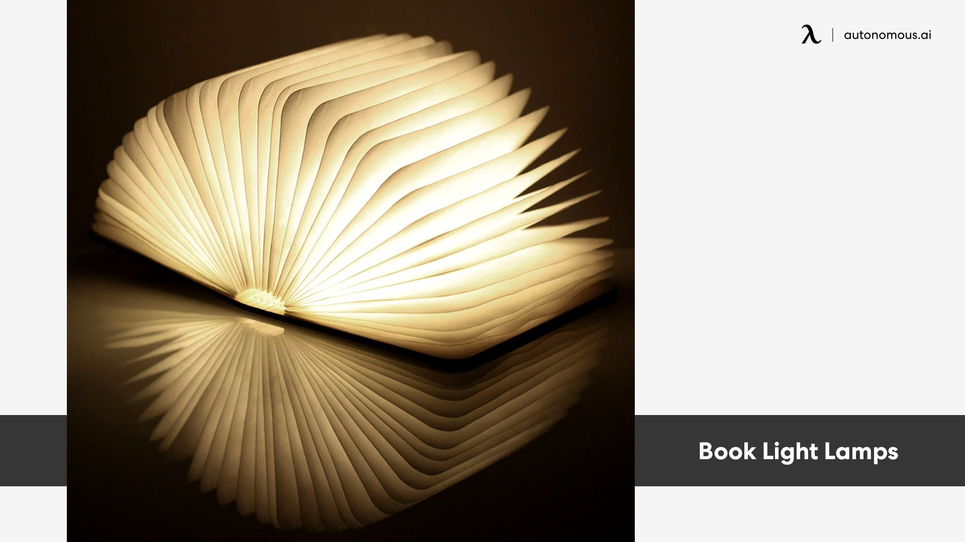 Photo of Book Light Lamps