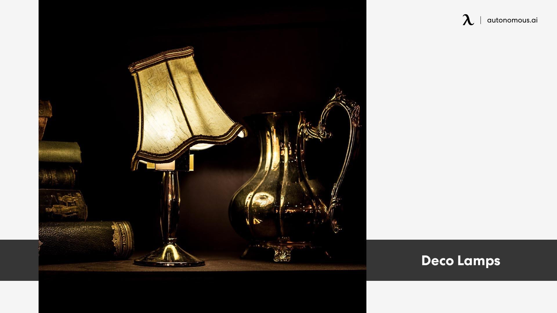Photo of Deco Lamps