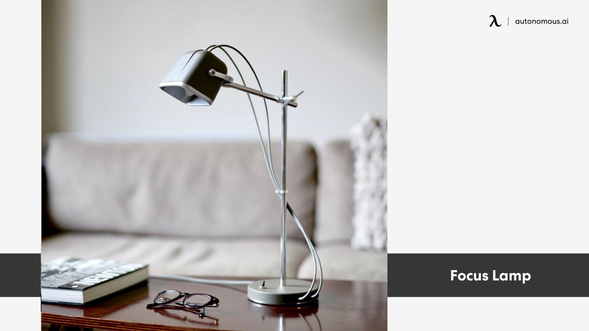 Photo of focus lamp
