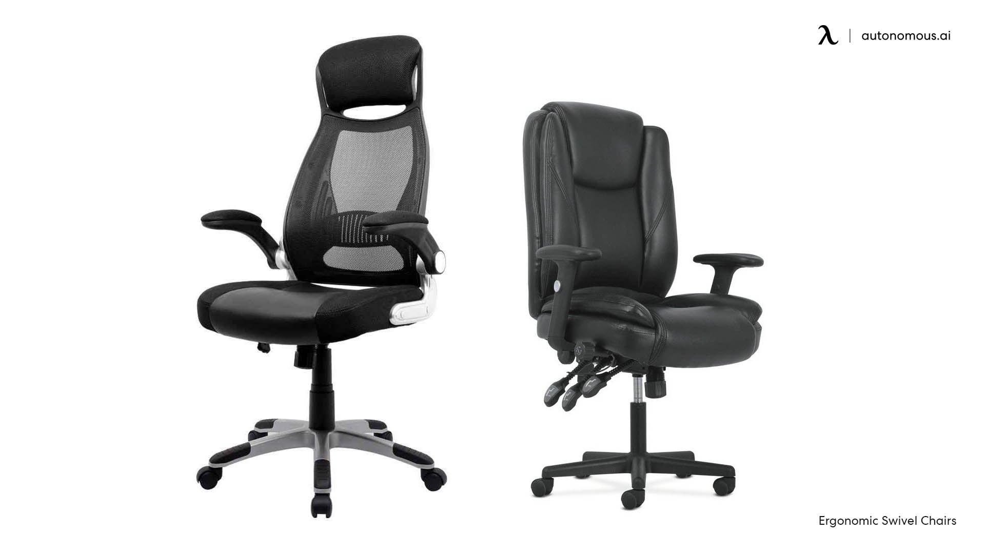 Photo of Ergonomic Swivel Chairs