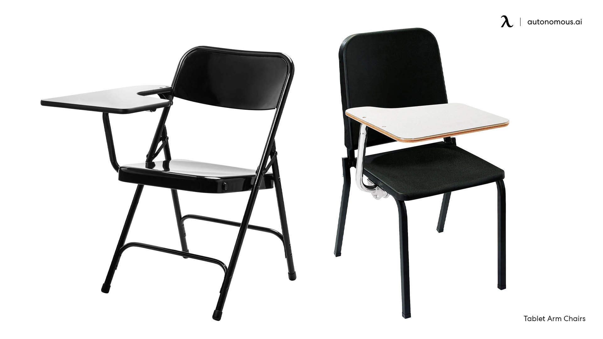 Photo of Tablet Arm Chairs